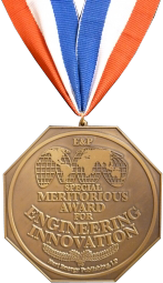 Winner of the Hart Publication Meritorious Award for Engineering Innovation